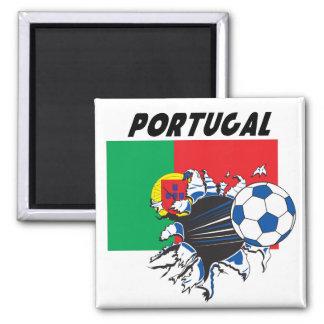 Portugal Futbol Soccer Team Fridge Magnet