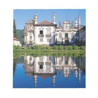 Portugal Landscape Notepad
