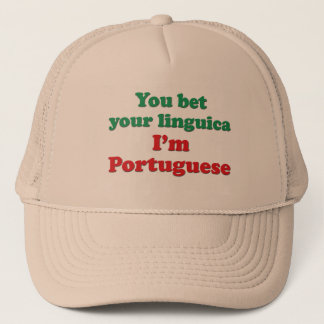 Portugal Linguica 2 Trucker Hat