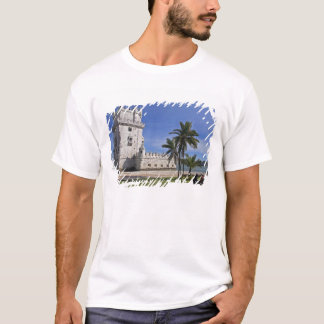 Portugal, Lisbon. Belem Tower, a UNESCO World 2 T-Shirt