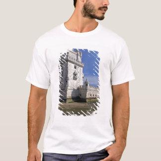 Portugal, Lisbon. Belem Tower, a UNESCO World T-Shirt