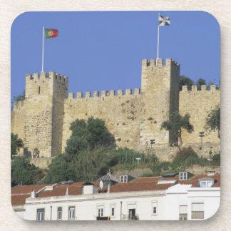 Portugal, Lisbon. Castelo de Sao Jorge. Coaster