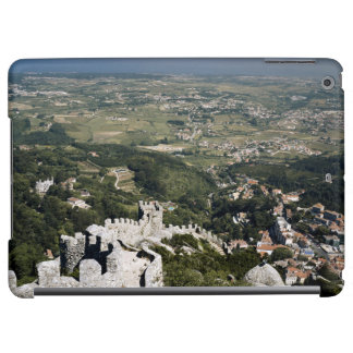 Portugal, Lisbon Province, Sintra, View From