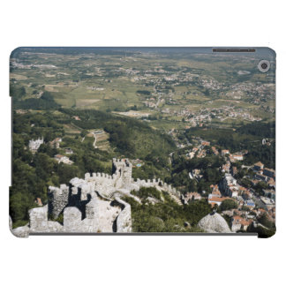 Portugal, Lisbon Province, Sintra, View From iPad Air Case