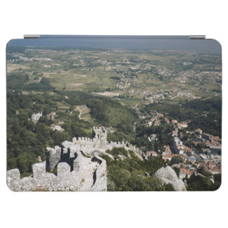 Portugal, Lisbon Province, Sintra, View From iPad Air Cover