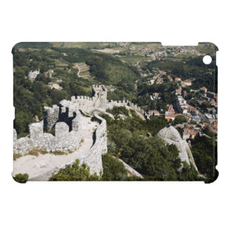 Portugal, Lisbon Province, Sintra, View From iPad Mini Cover