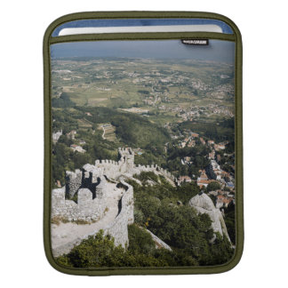 Portugal, Lisbon Province, Sintra, View From iPad Sleeve