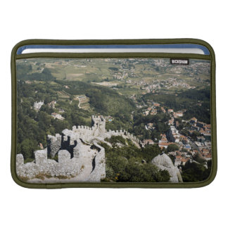 Portugal, Lisbon Province, Sintra, View From MacBook Sleeve