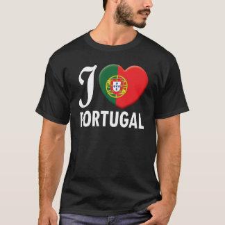 Portugal Love W T-Shirt