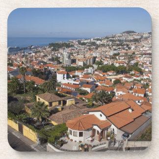 Portugal, Madeira Island, Funchal. Cable car Coaster