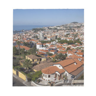 Portugal, Madeira Island, Funchal. Cable car Notepad