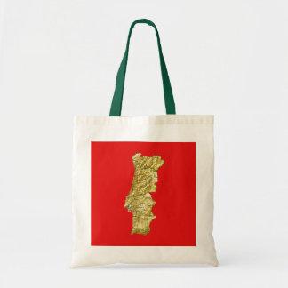 Portugal Map Bag