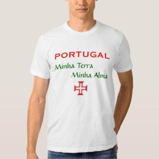 Portugal Minha Terra Minha Alma Shirt