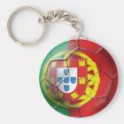Portugal National football soccer team fans Tees Key Ring