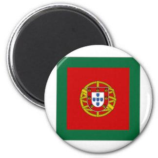 Portugal Naval Jack Magnet