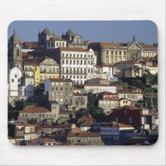 Portugal, Oporto (Porto). Historic houses and Mouse Pad