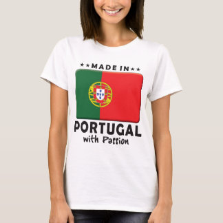 Portugal Passion T-Shirt