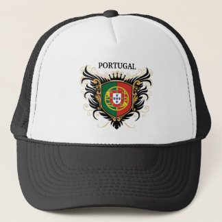Portugal [personalize] trucker hat