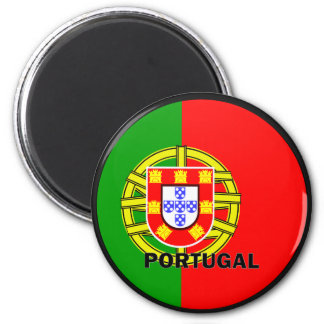 Portugal Roundel quality Flag Magnet