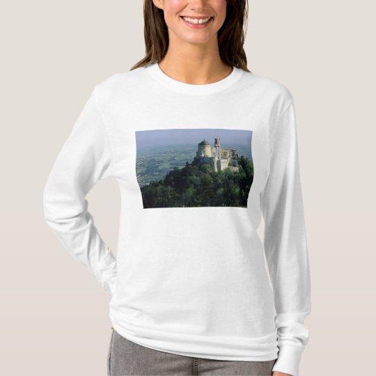 Portugal, Sintra, Pena Palace, atop Serra da T-Shirt
