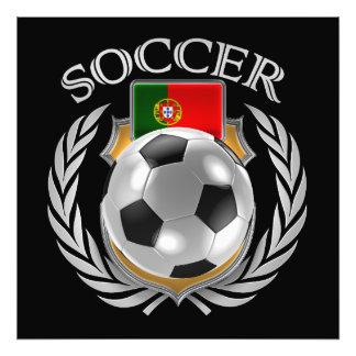 Portugal Soccer 2016 Fan Gear Photo