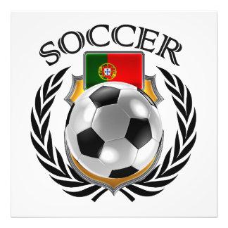 Portugal Soccer 2016 Fan Gear Photograph
