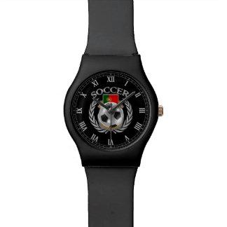 Portugal Soccer 2016 Fan Gear Wristwatches