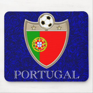 Portugal Soccer Mouse Mat