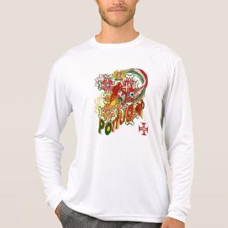 Portugal - T-shirt in microfibre