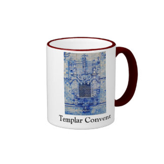 Portugal- Templar Convent in Tomar cup Coffee Mugs