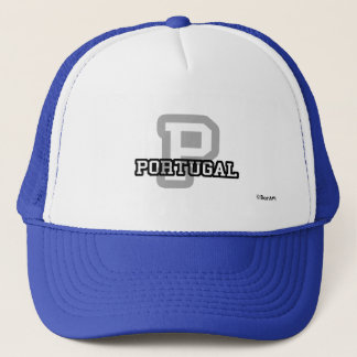 Portugal Trucker Hat