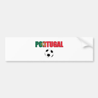 Portugal World Cup 2010 Bumper Sticker