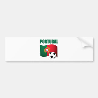 Portugal world cup t-shirt bumper stickers