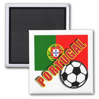 PORTUGAL World Soccer Fan Tshirts Fridge Magnet