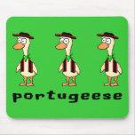 Portugeese Mousepad
