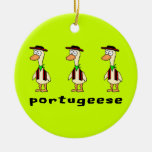 Portugeese Ornament