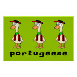 Portugeese Poster