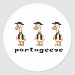 Portugeese Stickers
