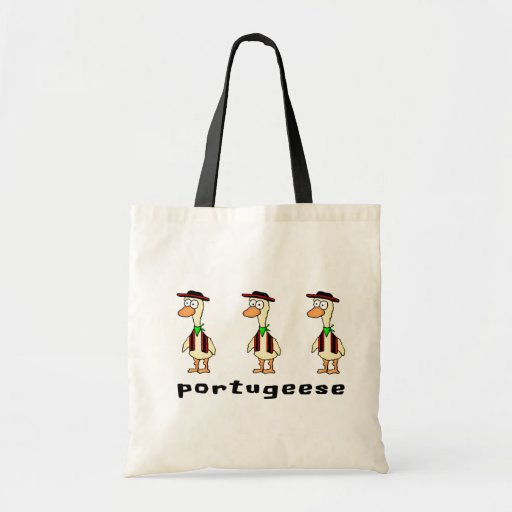 Portugeese Tote Bag