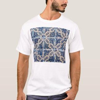 Portuguese Azulejo tiles T-Shirt