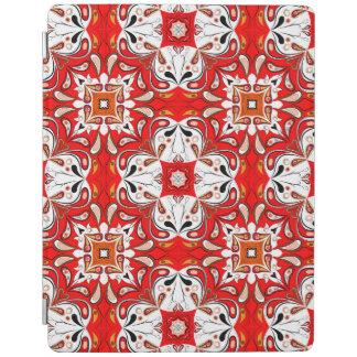 Portuguese Ceramic Tile Pattern iPad Cover