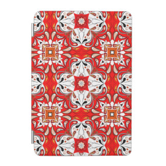 Portuguese Ceramic Tile Pattern iPad Mini Cover
