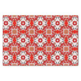 Portuguese Ceramic Tile Pattern Tissue Paper