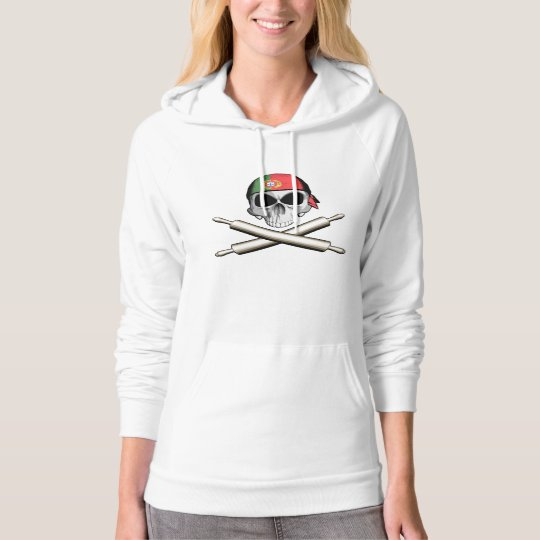 Portuguese Chef 3 Hoodie