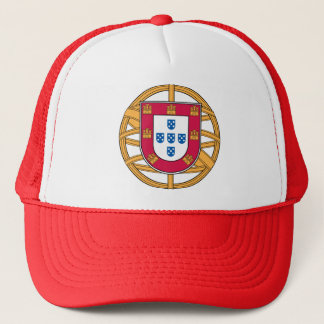 Portuguese Coat of Arms Trucker Hat