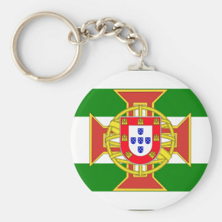 Portuguese Colony Governor General, Myanmar Key Ring