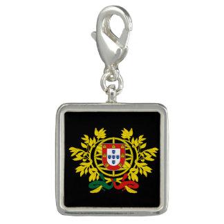 Portuguese Crest Charm