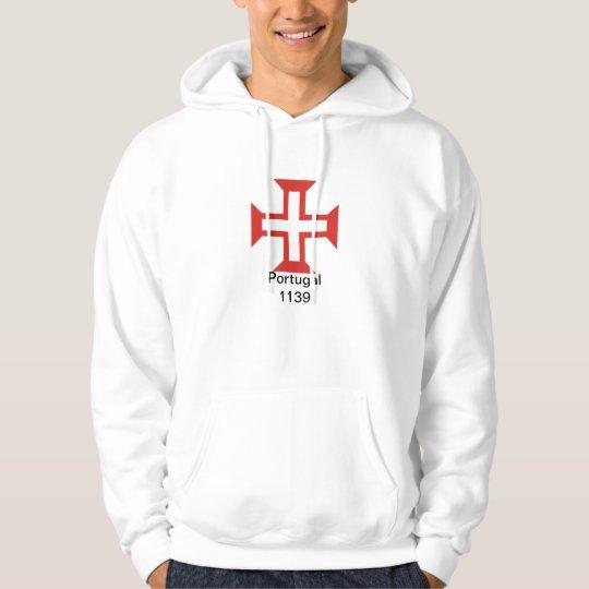 Portuguese* Cross Hoodie