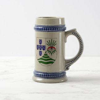 Portuguese East Africa, Myanmar 18 Oz Beer Stein