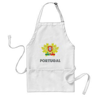 Portuguese Emblem Standard Apron